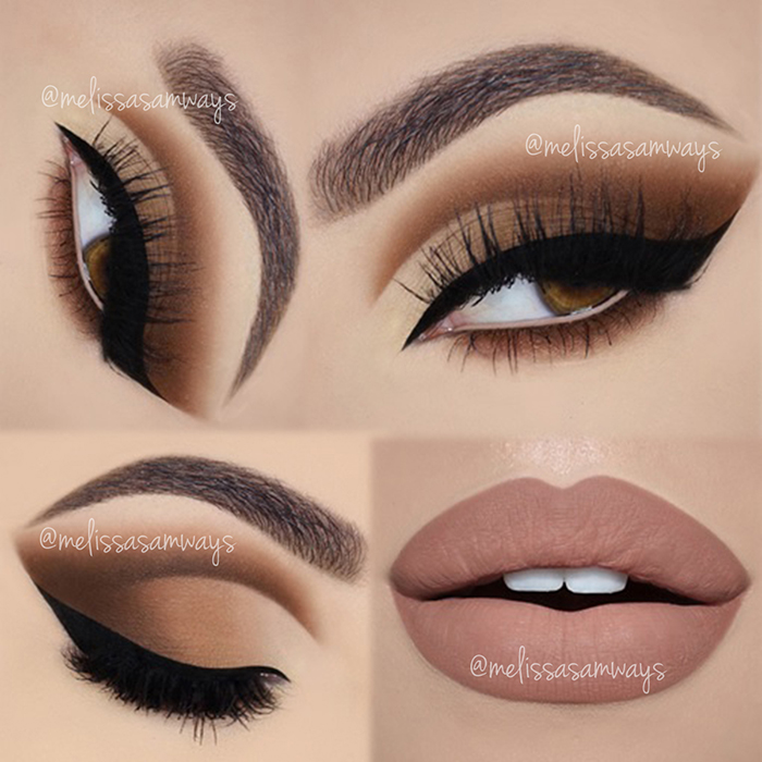 Chocolate Cut Crease