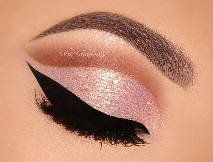 Cut Crease Rosa - Melissa Samways