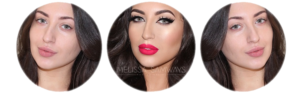 Soft Glam Makeup - MUA Melissa Samways
